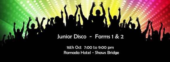 Junior Disco - Facebook cover